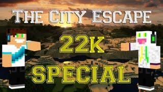 getlinkyoutube.com-Minecraft Escape - [SPECIAL 22K] Vertez & Pan Śmietanka - Escape From The City