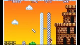 getlinkyoutube.com-Mario Forever Minus Worlds: World -2