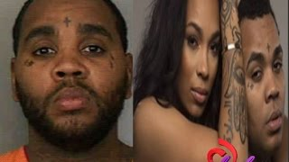 getlinkyoutube.com-Kevin Gates' sentenced to 6 months for kicking fan~ his wife Dreka GOES OFF!!