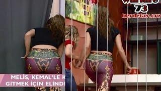 Kısmetse Melise Olur - Melisin yürek hoplatan pantolon deseni 14 Mart