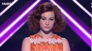getlinkyoutube.com-Bella Ferraro: Sweet Disposition - The X Factor Australia 2012 - Live Show 7, TOP 6