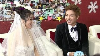 getlinkyoutube.com-우리 결혼했어요 - We got Married, Year-End Special(1) #01, 20111224