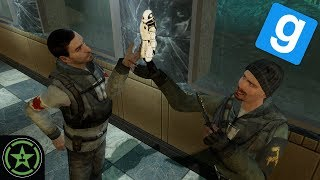 Gmod for Ants! - Gmod Gune: Guess Who   Let's Play width=