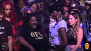 Ms Hustle vs O'fficial   Summer Madness 5 smack/Url ( hustle returns)