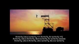 BTS (방탄소년단) Butterfly Short ver. [Hangul/Rom/Eng Lyrics]
