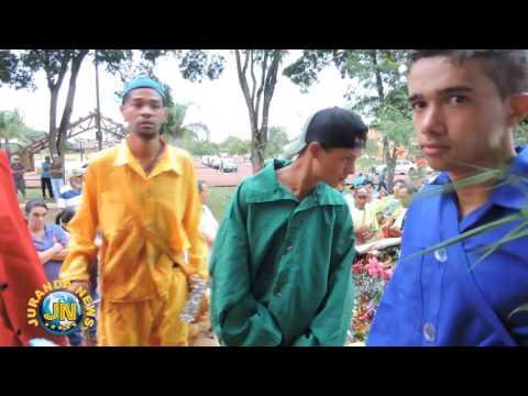 Companhia de Reis Sol Nascente e Estrela Guia realizam festa de Santos Reis em Juranda
