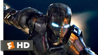getlinkyoutube.com-Iron Man (7/9) Movie CLIP - Handles Like A Dream (2008) HD