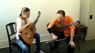 getlinkyoutube.com-Denis Azabagic teaches Un tiempo fue Italica Famosa by Joaquin Rodrigo