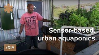 getlinkyoutube.com-Internet of food: Arduino-based, urban aquaponics in Oakland