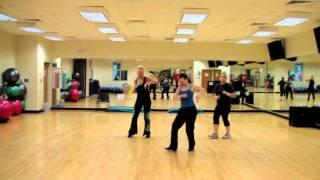 getlinkyoutube.com-Salsa Cardio Dance. Micaela