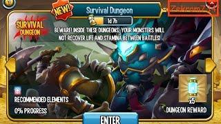 getlinkyoutube.com-Monster Legends, The Survival Dungeon