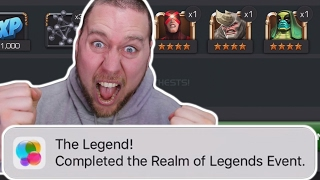 getlinkyoutube.com-I FINALLY BEAT THE REALM OF LEGENDS!!! MARVEL Contest of Champions Gameplay