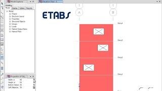 getlinkyoutube.com-ETABS - 08 Wall Modeling: Watch & Learn