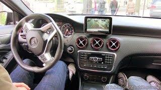 getlinkyoutube.com-Mercedes A45 AMG Automatic Self-Parking