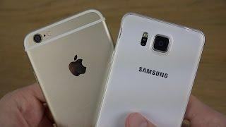getlinkyoutube.com-iPhone 6 vs. Samsung Galaxy Alpha - Which Is Faster?