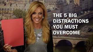 getlinkyoutube.com-The 5 Big Distractions You Must Overcome