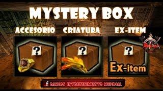 getlinkyoutube.com-RAKION - MYSTERY BOX I ACCESORIO CRIATURA EX-ITEM I EVENTO ABRIL 2016