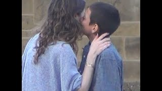getlinkyoutube.com-12 Year Olds Kissing College Girls Prank | ChecoTV