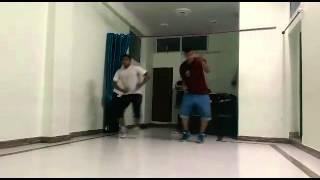 getlinkyoutube.com-palat main tera hero dance performance-Aj & Master Deepak, Step by Step dance Academy