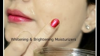 getlinkyoutube.com-4 Instant Healthy Whitening & Brightening Moisturizers | Get Shiny Plump Skin