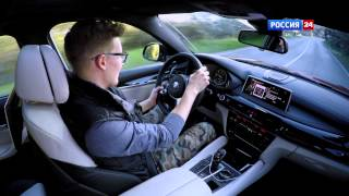 getlinkyoutube.com-Тест-драйв BMW X6 2015 (F16) // АвтоВести 200