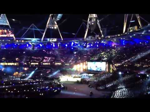 Muse - Survival Live At Closing Ceremony 2012