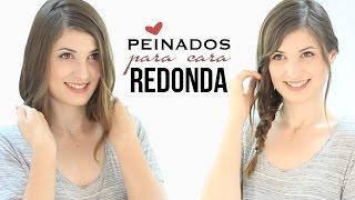 getlinkyoutube.com-PEINADOS PARA CARA REDONDA | Cortes y peinados que adelgazan