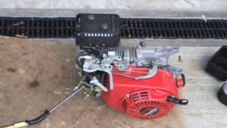 getlinkyoutube.com-HHO Engine Running on Hydrogen and Oxygen Gas 5-31-2008