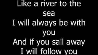 Phil Collins - One More Night (with lyrics)