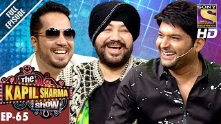 getlinkyoutube.com-The Kapil Sharma Show - Ep.65–दी कपिल शर्मा शो–Daler Mehndi & Mika In Kapil's Show–4th Dec 2016