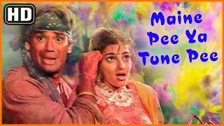getlinkyoutube.com-Maine Pee Ya Tune Pee - Akshay Kumar - Mamta Kulkarni - Waqt Hamara Hai - Bollywood Songs - Alka