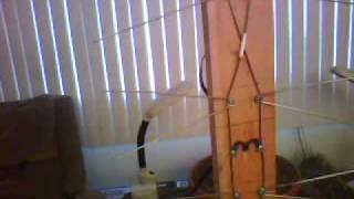 getlinkyoutube.com-New Improved HDTV Coat Hanger Antenna - UHF / VHF