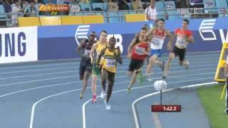getlinkyoutube.com-2011 대구세계육상 남자 4x400m 릴레이 결승전 110902 HDTV x264 720p Ernie