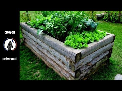 le jardin urbain en permaculture