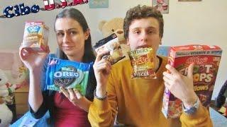 getlinkyoutube.com-Snack Americani da CiboUsa: Caramelle alla Birra? Oreo alla Menta? D: