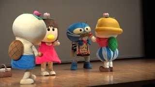 getlinkyoutube.com-はなかっぱ ワイルドで歯みがき! キャラクターショー 動画 hanakappa 2014/10/25
