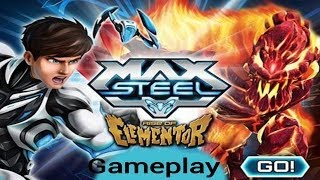 getlinkyoutube.com-Max Steel Gameplay Android
