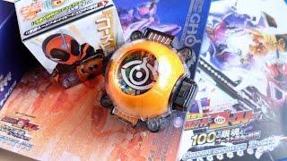 getlinkyoutube.com-タケルもレジェンドアイコン化だー!DXゴーストゴーストアイコン 初回限定盤 劇場版 仮面ライダーゴースト 100の眼魂とゴースト運命の瞬間 コレクターズパック レビュー!