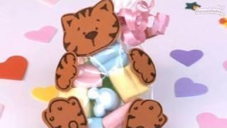 getlinkyoutube.com-Cómo hacer bolsitas para dulces