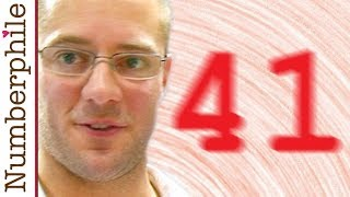 getlinkyoutube.com-41 and more Ulam's Spiral - Numberphile