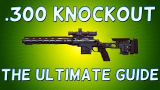 getlinkyoutube.com-The EASY way to unlock the Battlefield Hardline .300 KNOCKOUT