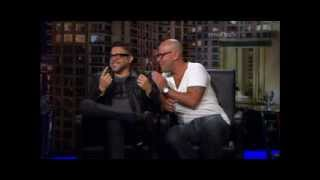 getlinkyoutube.com-Gianmarco / Luis Enrique - Entrevista con Bayly
