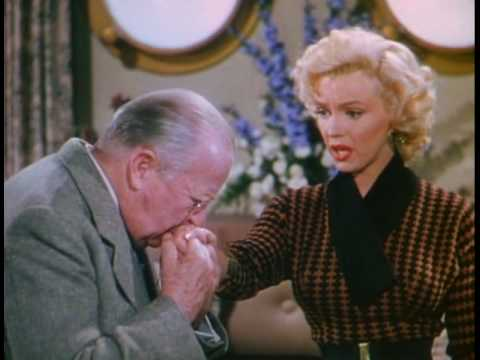 Gentlemen Prefer Blondes (1953) trailer