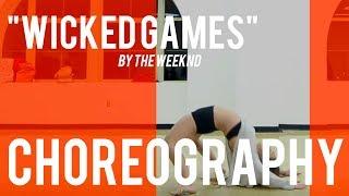 getlinkyoutube.com-The Weeknd - Wicked Games Choreo