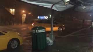 getlinkyoutube.com-New York City Raining Slo Mo Cars