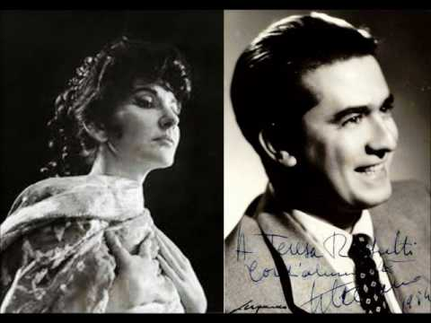 Tosca [part 2 of 3] - Callas, di Stefano, Campolonghi (LIVE - 1952 Mexico City)