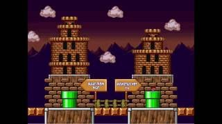 getlinkyoutube.com-Mario Forever - Blast From the Past and Minus 1-4  by Crist1919 Walkthrough [HD]