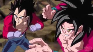getlinkyoutube.com-Dragon Ball Heroes JM6 JM7 Aberturas Super Saiyan 4 Broly SSJ 4