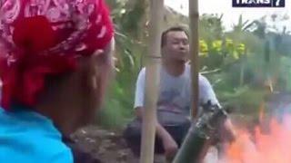getlinkyoutube.com-Jejak Si Gundul - Masak cincang Barastagi, Kue Cimpa tuang, Cimpa Unung & Tipa tipa Porse