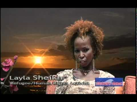 Netra's News - ep. 3: Layla Sheikh; Somalian refugee and human rights activist